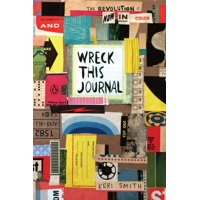 Wreck This Journal: Now in Color (Paperback)