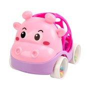 Bescita Funny Baby Toys for 3 to 24 Months Rattle and Roll Car Baby Hand Grabed Toy Car