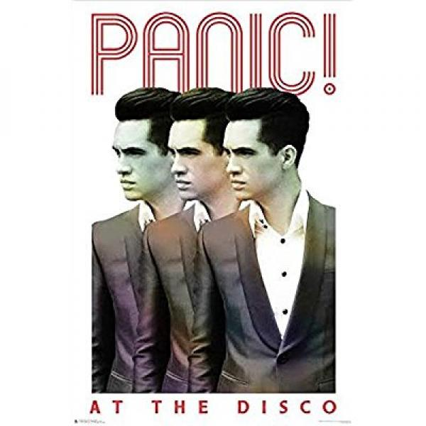 Panic at the Disco - Repeat 36x24 Music Art Print Poster