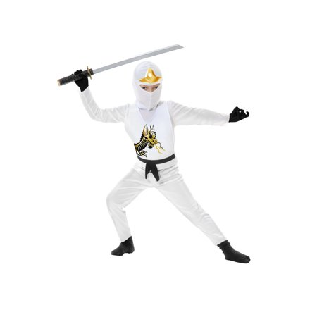 Halloween Ninja Avenger Series II Toddler Costume - White](Halloween Costumes Snow White And The Huntsman)