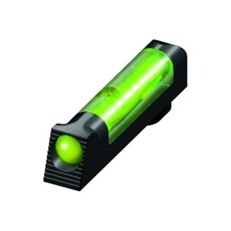 Glock Overmolded Fiber Optic Tactical Front Sight (Green), Fits: all glock's, except for ported or compensated models By