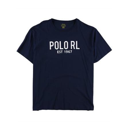 Ralph Lauren Mens RL Graphic T-Shirt