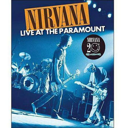 Nirvana: Live at Paramount Blu-ray)