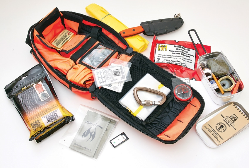 ESEE Advanced Survival Kit by ESEE