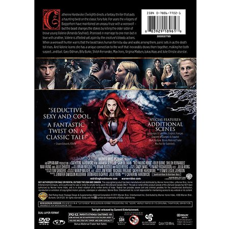 Daughter Of Red Riding Hood (Red Riding Hood (DVD))