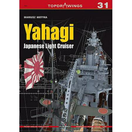 Yahagi. Japanese Light Cruiser