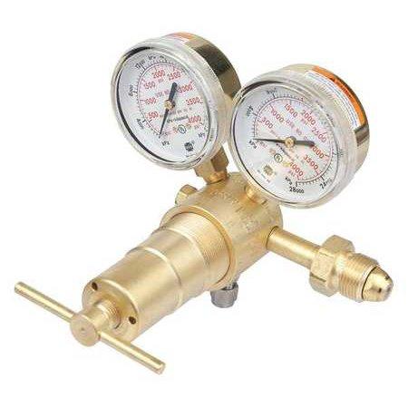 Oxygen 540 Regulators - VICTOR 0781-1445 Regulator,Cylinder,Oxygen,CGA-540