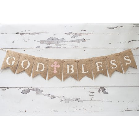 Baptism Decoration, Confirmation Banner, Communion Garland](Communion Banners)