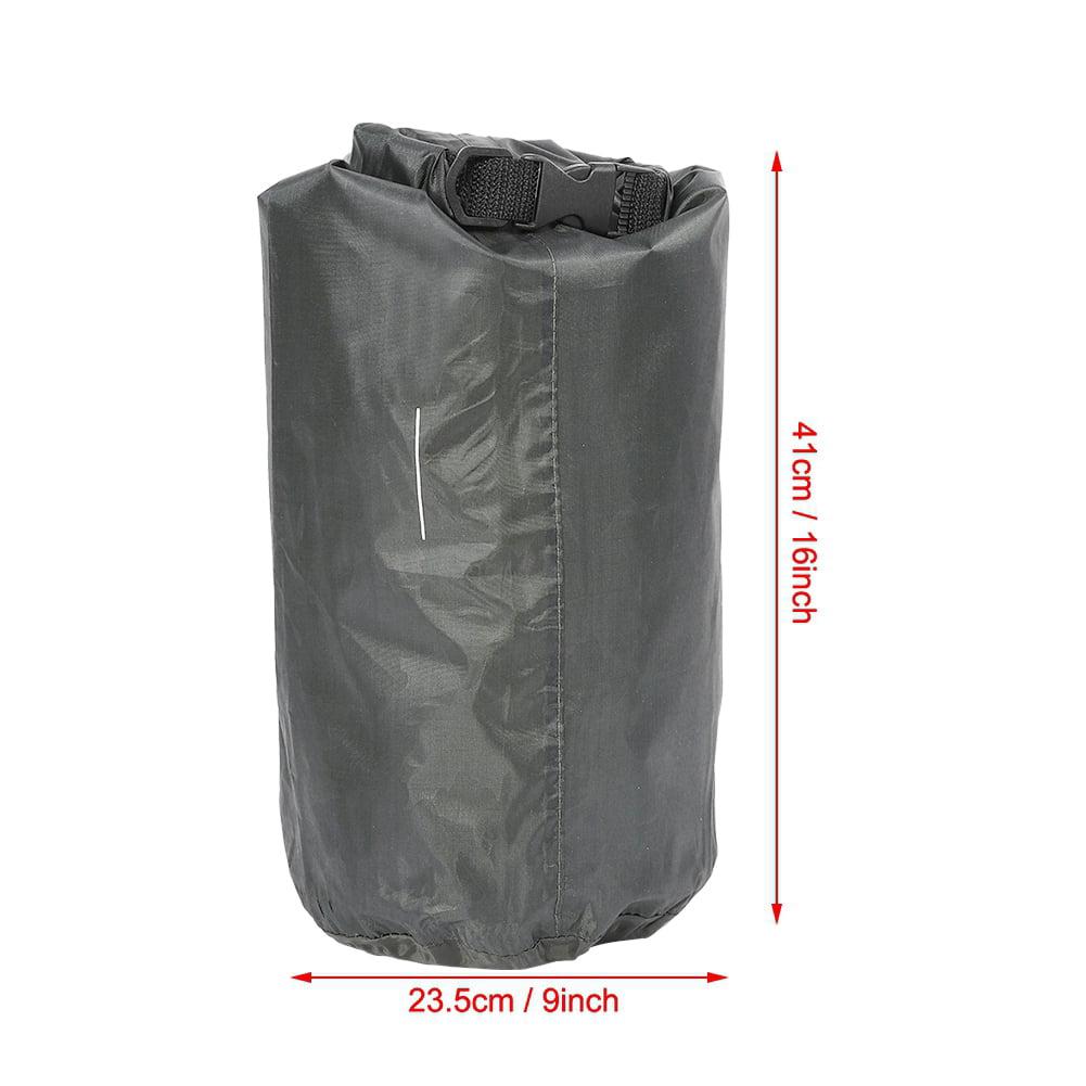 Details about  /2PCS Waterproof Travel Dry Bag Camping Kayaking Emergency First Aid Kit Bag