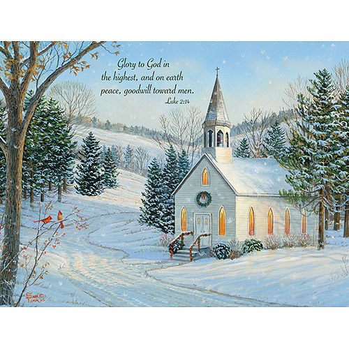 Lang Country Cheer Boxed Christmas Cards