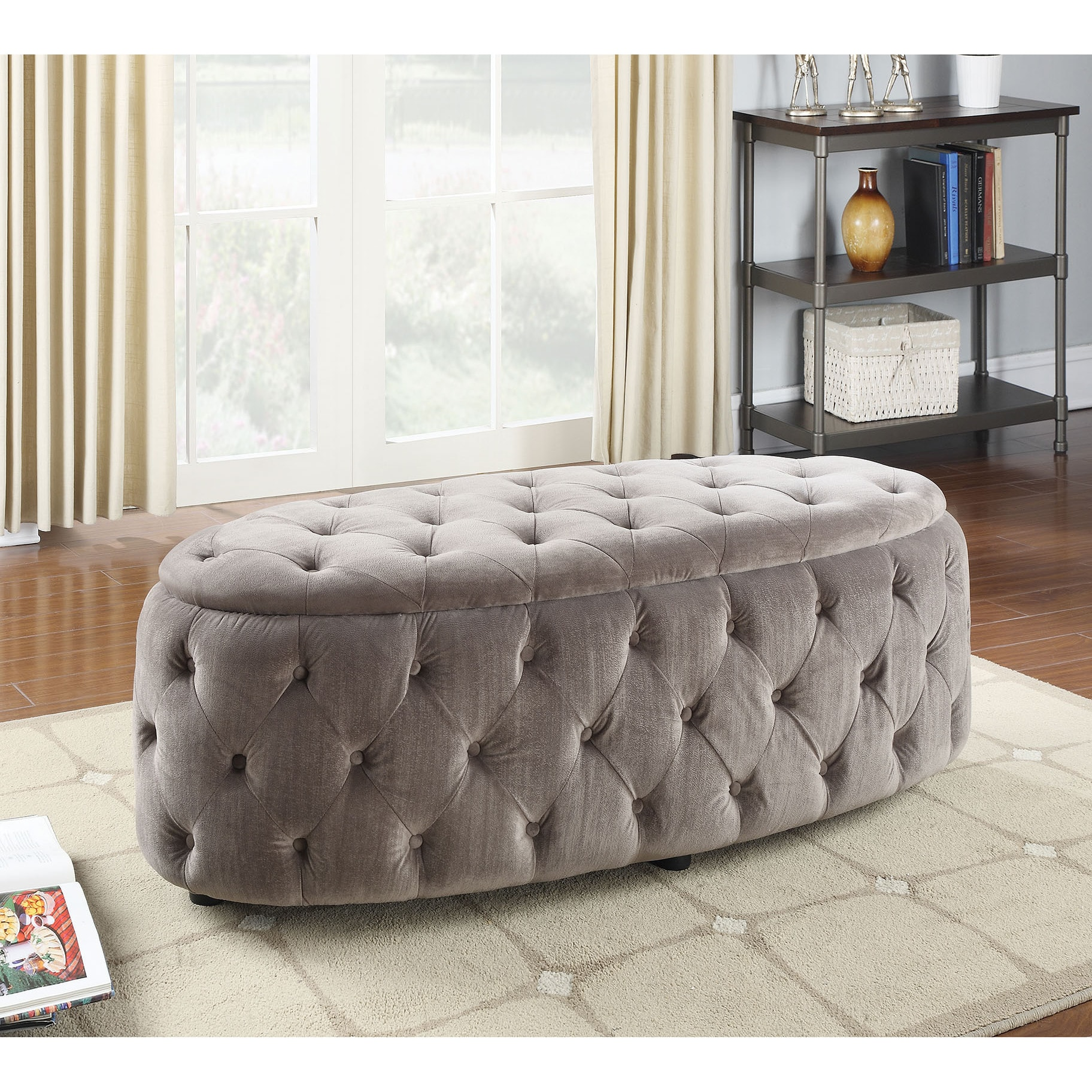 Acme Maddy Bench, Multiple Colors