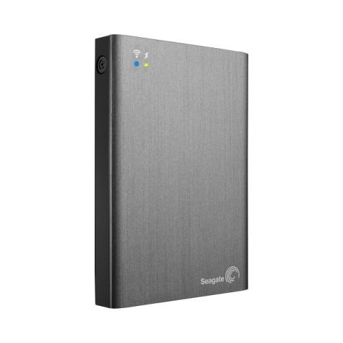 Seagate Wireless Plus STCK1000100 1 TB External Network Hard Drive 2QW8616