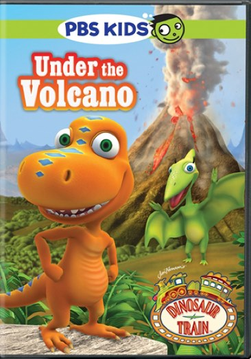 Dinosaur Train: Under the Volcano (DVD) by PBS