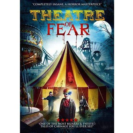 Theatre Of Fear (Midnight Horror Show) (Islands Of Fear Halloween Horror Nights)