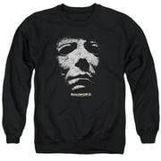 Halloween II Mask Mens Crewneck Sweatshirt