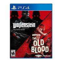 Wolfenstein: The Two Pack (PS4) - Preowned