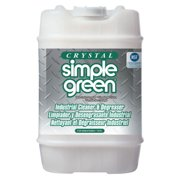 Crystal Simple Green, 5 gal PailCrystal Simple Green, 5 gal Pail 5 CT.