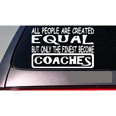 Coaches all people equal 6