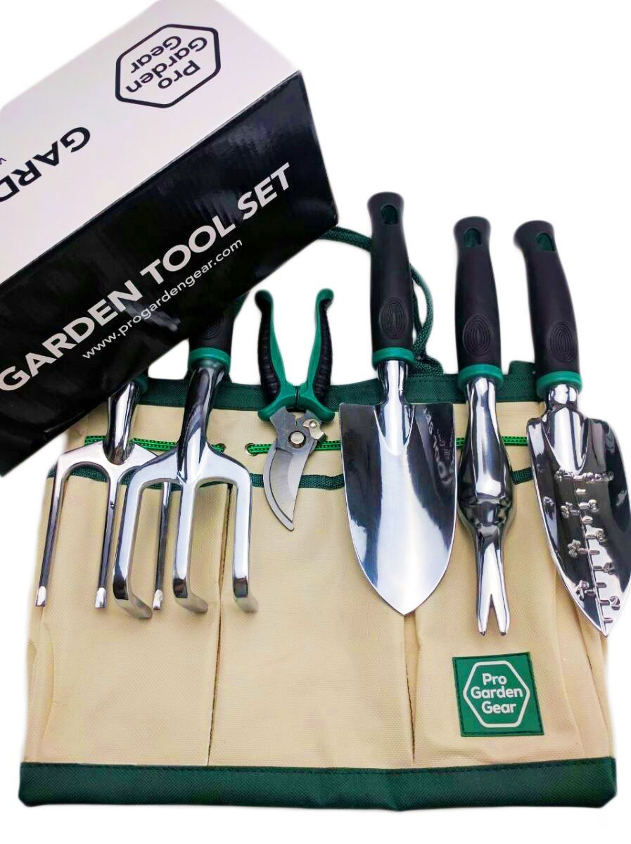 Pro Garden Gear Gardening Tool Set For The New Or Seasoned
