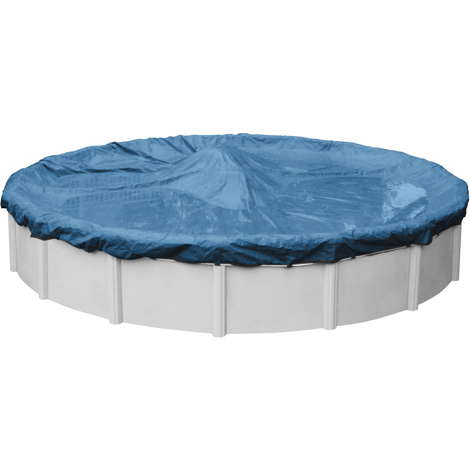 Robelle 10-Year Heavy-Duty Round Winter Pool Cover