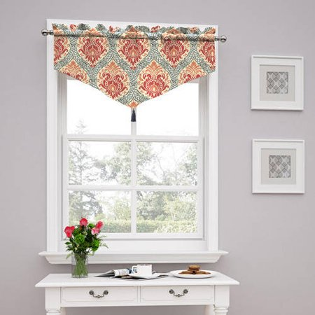 Waverly Tiers Valances Upc Barcode