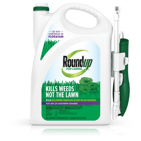 Roundup For Lawns 4 Ready-To-Use (Southern) Extended Wand, 1 gal.