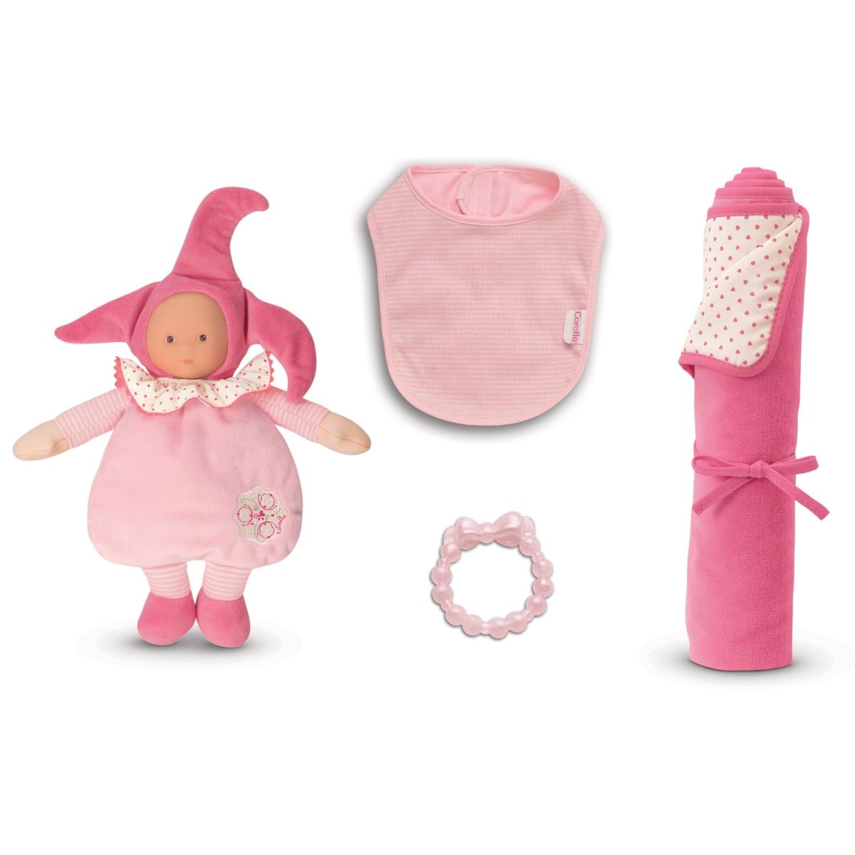Birth Set with Pink Elf