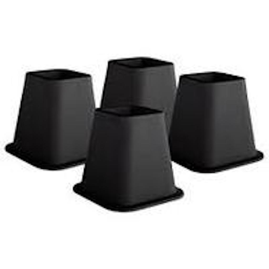 Bed Risers - 6 Inches, Set of 4 - image 1 of 1