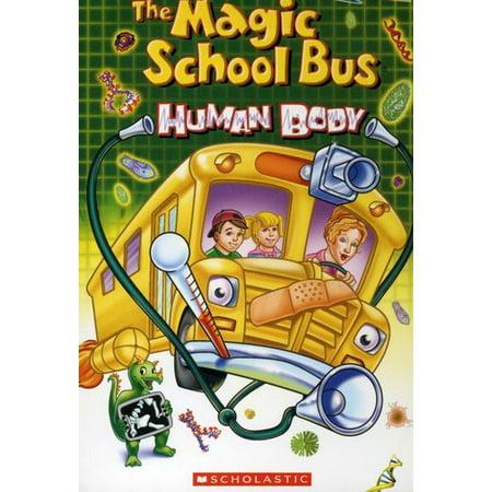 Magic School Bus: Human Body (Full - Magic School Bus Halloween Movie