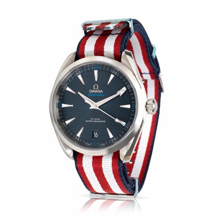Omega Seamaster 220.12.4 Steel Watch (Certified Pre-Owned)