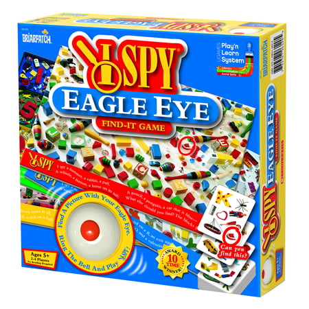 I SPY Eagle Eye Game ()