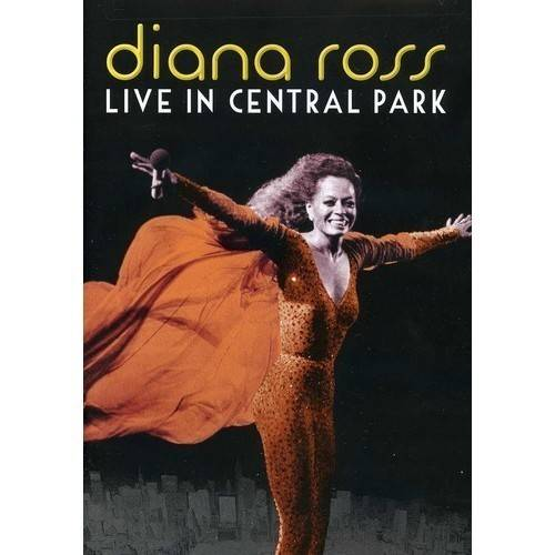 Live In Central Park (Music DVD)