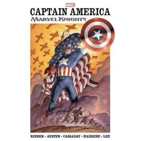 Captain America : Marvel Knights Vol. 1