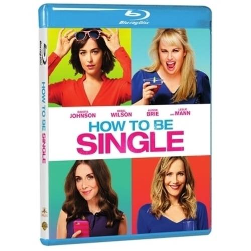How To Be Single (Blu-ray + Digital HD With UltraViolet)