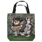 Where The Wild Things Are Wild Rumpus Dance Tote Bag White 16X16