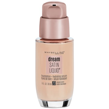Maybelline New York Dream Satin Liquid Mousse Foundation