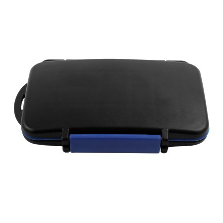 ABS Water Resistance Anti-Scratch Protective Memory Card Case for CF SD Cards - image 4 of 6