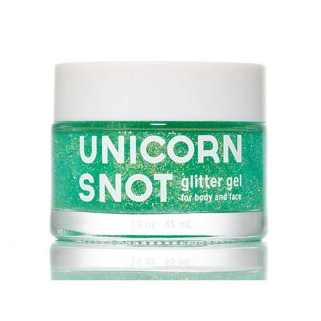 FCTRY Unicorn Snot Glitter Gel for Face, Body and Hair, 45ml Blue 20748