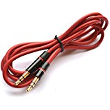 Bargains Depot Electronics Products Brand New 2.5 ft 3.5mm Audio Aux Cable Cord For Auvio 4000447 4000448 4000449
