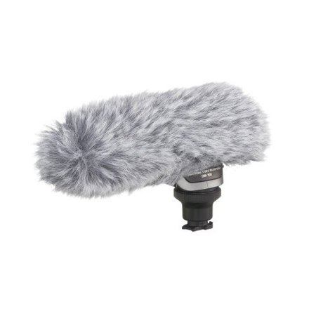 Canon 2591B002 DM-100 Directional Stereo Microphone for HF/HG Series Camcorders Directional Stereo Microphone Dm100