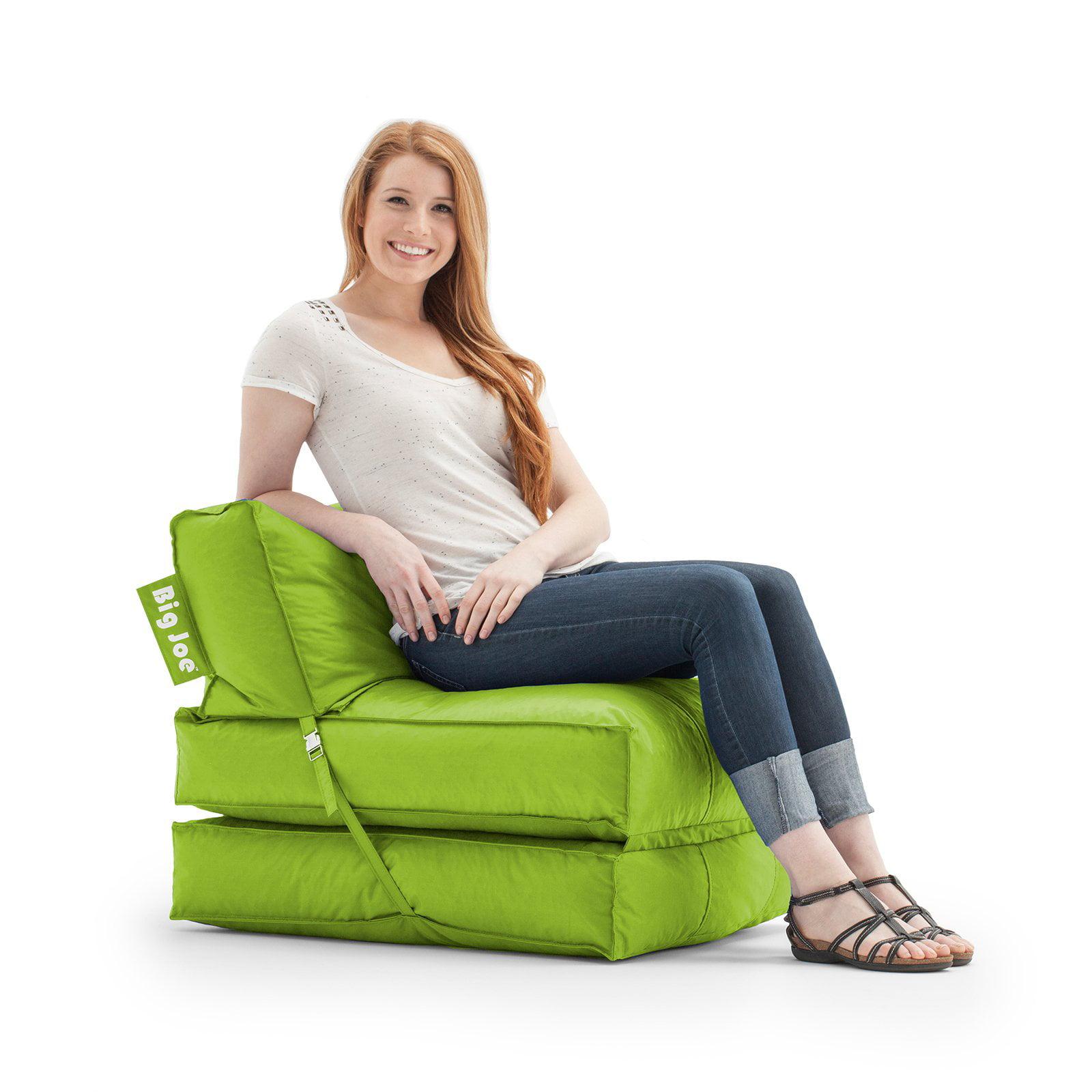 Astounding Big Joe Flip Lounger Bean Bag Chair Ibusinesslaw Wood Chair Design Ideas Ibusinesslaworg