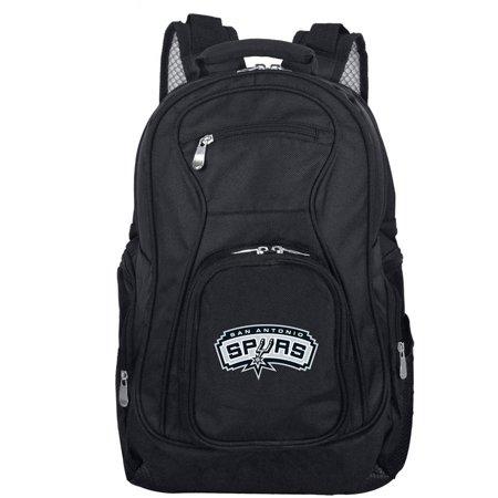 Mojo Licensing Premium Laptop Backpack, San Antonio Spurs ()