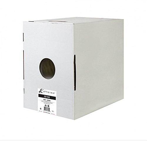 Ethereal Cs-142 14-gauge 2-conductor Speaker Wire, 500ft