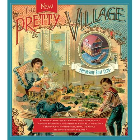 The Pretty Village: Friendship Boat Club (Hardcover)