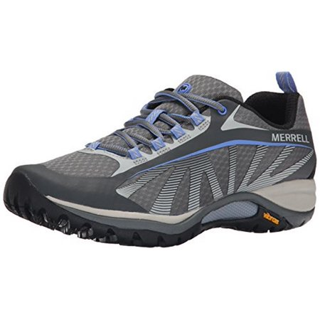 Merrell Dress Shoes - Merrell Womens Siren Edge, Grey, 6