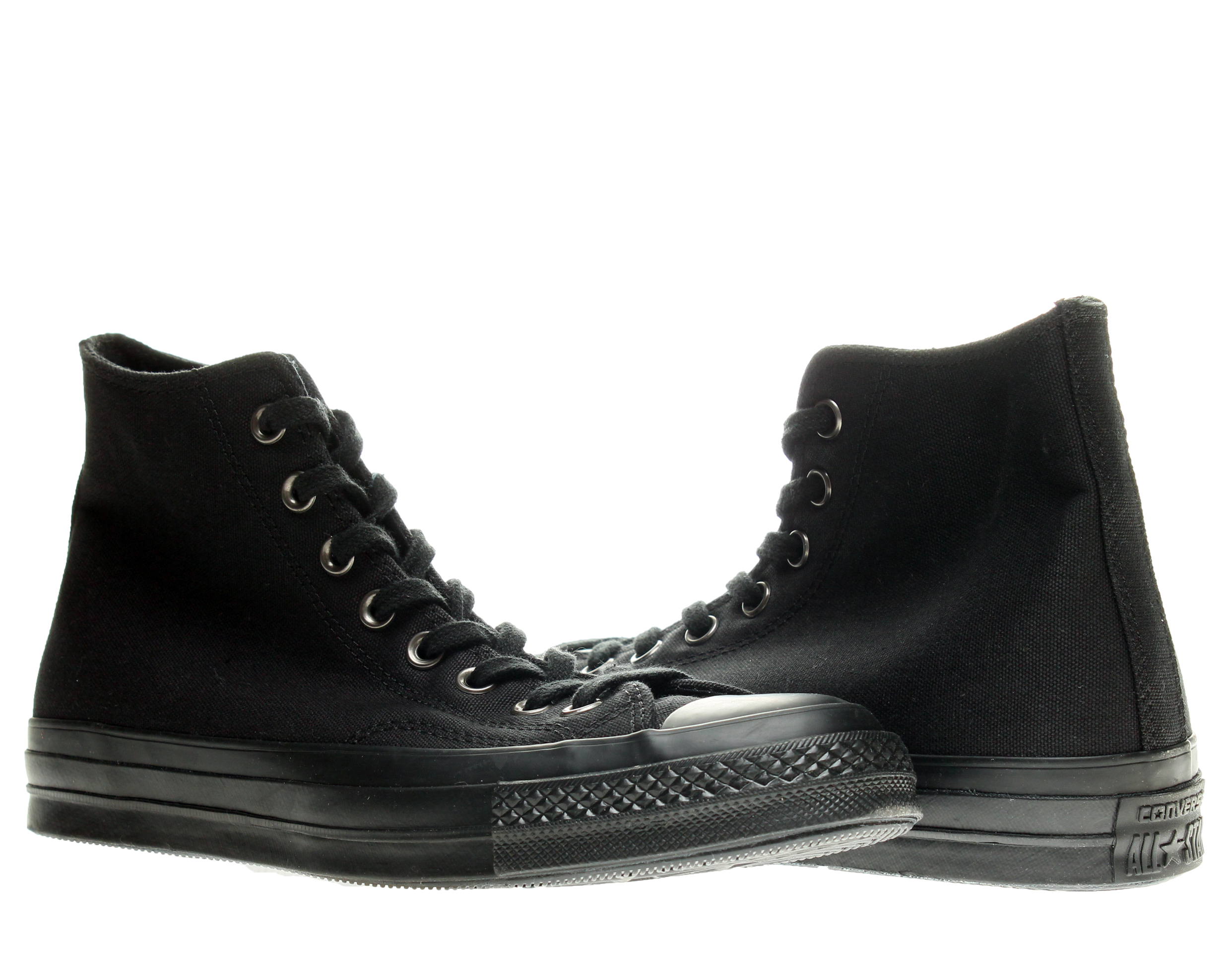 Converse Chuck Taylor All Star '70 Black Monoch High Top Sneakers 147070C by