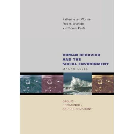 human behavior and the social environment essay Master syllabus social work 3510 - human behavior in the social environment apply knowledge of human behavior and the social environment essay) but will.