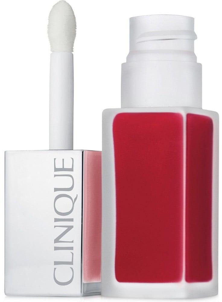 Clinique Clinique Pop Liquid Matte Lip Colour + Primer - # 02 Flame Pop 0.2 oz Lip Gloss