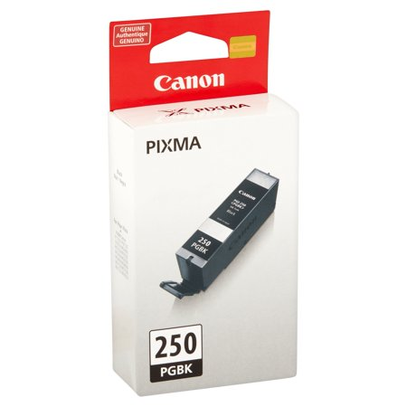 Best Canon Pixma 250 PGBK Black Ink Tank, 15 ml deal