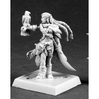 Reaper Miniatures Nature Warden #60064 Pathfinder Miniatures Unpainted D&D Mini